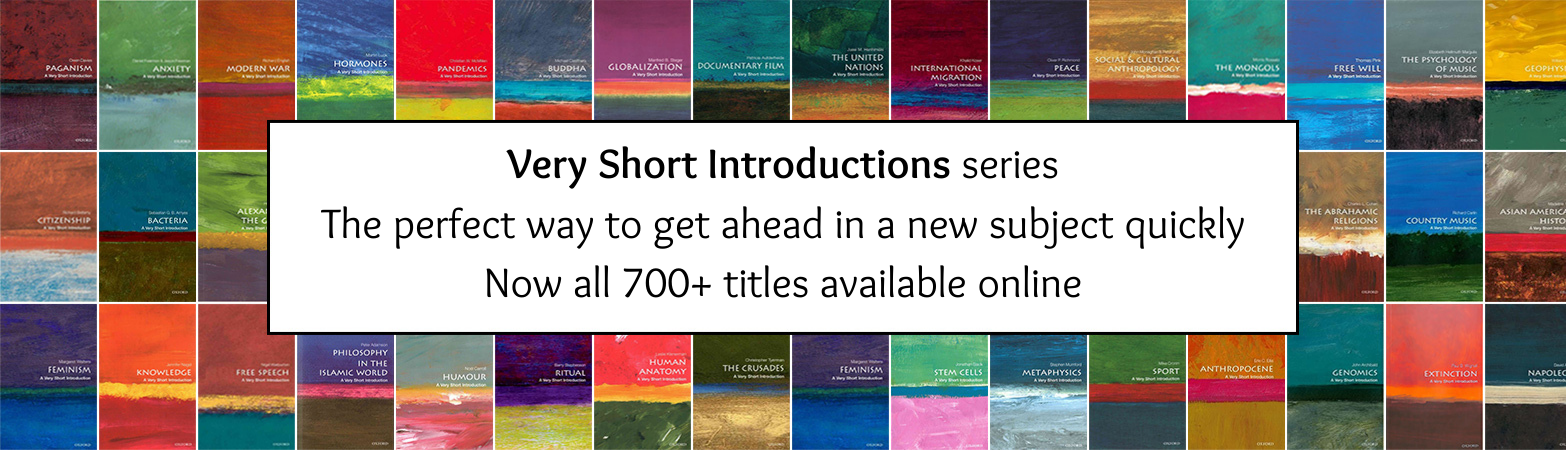 New Database: Very Short Introductions
