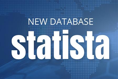 New Database: Statista